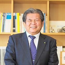 中井 修(なかい おさむ)会長